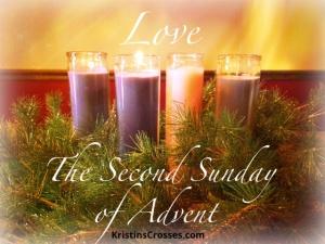 Second Sunday of Advent - KristinsCrosses.com