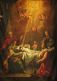 Birth of the Virgin Mary